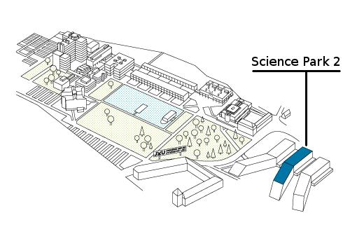 Location at campus